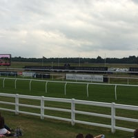 Photo taken at Lingfield Park Racecourse by A.F. on 6/20/2015