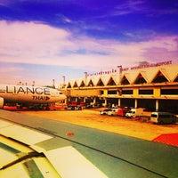 Photo taken at Phuket International Airport (HKT) by Diamond W. on 6/24/2013
