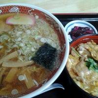 Photo taken at 金長本店 by Hiroki M. on 11/26/2013