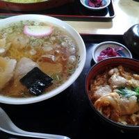 Photo taken at 金長本店 by Hiroki M. on 10/20/2013