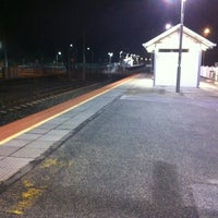 Photo taken at Kenwick Station by Steven R. on 7/28/2013