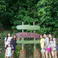 Photo taken at Callao Cave by rosebelle m. on 6/25/2017