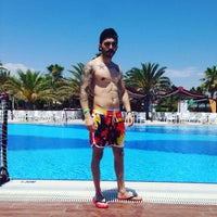 Photo taken at Club Nena Aqua Park by İbrahim T. on 6/25/2016