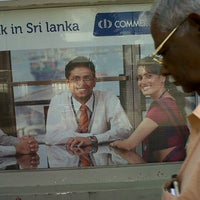 Photo taken at Commercial Bank by Inshath C. on 10/14/2013