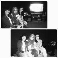 Photo taken at NT Famz Karaoke by aulia n. on 8/3/2013