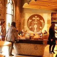 Photo taken at Starbucks by Anjan R. on 2/28/2014