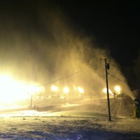 Photo taken at Mad River Mountain Ski Resort by Rebekah C. on 12/22/2012