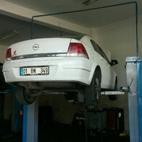 Photo taken at Mutlu Otomotiv Opel ve Chevrolet Servisi by Aziz Çetin Ö. on 9/18/2015
