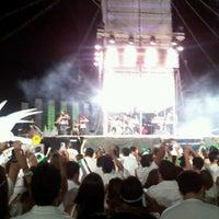Photo taken at Marina Pez Vela by AlkChino on 12/31/2012