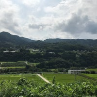 Photo taken at 下牧PA (下り) by yogame on 8/14/2017