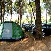 Photo taken at Camping Kovačine by Goran G. on 8/23/2013