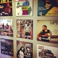 Photo taken at iSPY Magazine HQ by Timboslice on 4/3/2013