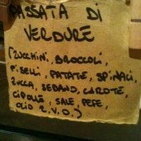 Foto scattata a Soup&Go da Stefano B. il 11/21/2012