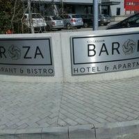 Photo taken at Baroza - Restaurant & bistro by Roman V. on 3/31/2016