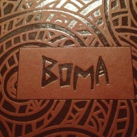 Photo taken at Boma Flavors of Africa by Martin P. on 7/28/2013