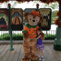 Photo taken at Duffy The Disney Bear by Martin P. on 10/5/2012