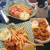 Photo prise au Yankee Lobster par Casandra S. le7/16/2013