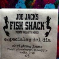 Photo taken at Joe Jack's Fish Shack by Paco S. on 12/27/2012