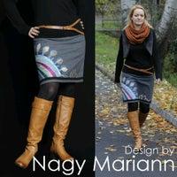 Photo taken at Nagy Mariann (enteriőr designer) by Mariann N. on 9/21/2013