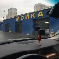 Photo taken at Автомойка by Андрей Ф. on 3/5/2017