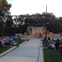 Photo taken at Round Rock Amphitheatre by Zena V. on 6/6/2014