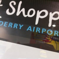 Photo taken at City of Derry Airport (LDY) by John Louie C. on 5/8/2013