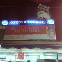 Photo taken at Öztürk Süpermarket by Ümit Can Ö. on 11/10/2013