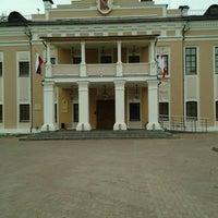 Photo taken at Дом губернатора by Юля Н. on 8/27/2013
