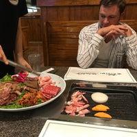 Photo taken at Cho Sun Gal Bi Korean BBQ & Sushi Bar by Caleb T. on 8/23/2017