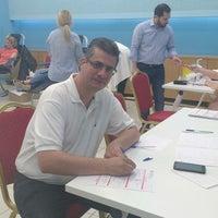 Photo taken at Νέα Δημοκρατία HQ by Στάθης Κ. Σ. on 6/14/2016