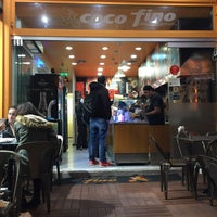 Photo taken at Cocofino by Στάθης Κ. Σ. on 11/12/2017