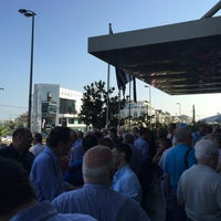 Photo taken at Νέα Δημοκρατία HQ by Στάθης Κ. Σ. on 7/25/2016