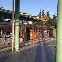 Photo taken at Eirini ISAP Station by Στάθης Κ. Σ. on 4/19/2018