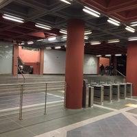 Photo taken at Eirini ISAP Station by Στάθης Κ. Σ. on 1/4/2018