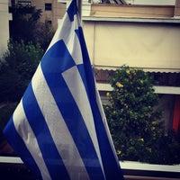Photo taken at Chalandri by Στάθης Κ. Σ. on 10/28/2016