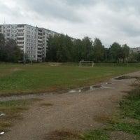 Photo taken at Стадион by Петров А. on 9/22/2013