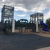 Photo taken at Wirth Playground by Mark C. on 6/7/2017