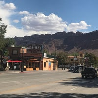 Photo taken at City of Moab by Mark C. on 8/21/2017