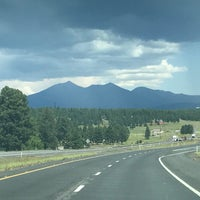 Photo taken at Flagstaff, AZ by Mark C. on 8/28/2017