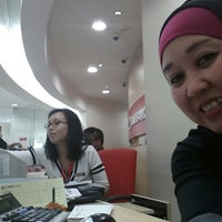 Photo taken at CIMB Bank by Anna M. on 8/28/2013