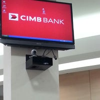 Photo taken at CIMB Bank by Anna M. on 6/19/2013