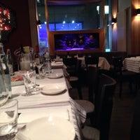 Das Foto wurde bei MIURA Tapas-Bar & Restaurant von Patrick H. am 1/21/2014 aufgenommen