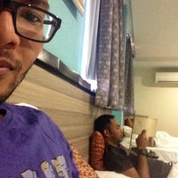 Photo taken at Hallmark View Hotel by Mohd M. on 1/10/2015