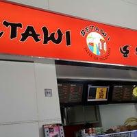 Photo taken at Betawi Express, Metro Station by Andry K. on 11/5/2013