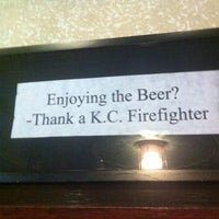 Photo taken at 75th Street Brewery by LCashy on 7/12/2013