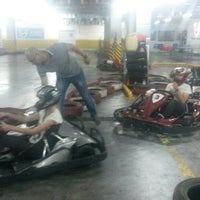 Photo taken at Speedy Karting by Ezgi K. on 5/28/2014