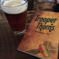 Photo taken at Trooper Thorn's Irish Beef House by Erin O. on 2/4/2017