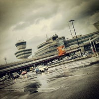 Photo taken at Berlin Tegel Otto Lilienthal Airport (TXL) by Jorge A. on 9/20/2013
