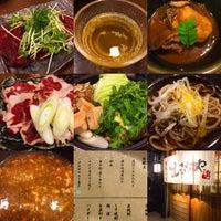 Photo taken at むじなや by TOMOAKI S. on 12/13/2015