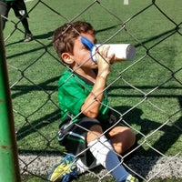 Photo taken at Sport Center Cidade Nova by Fabiano P. on 9/22/2015